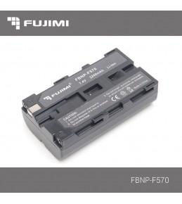 Аккумулятор Fujimi SONY FBNP-F570 для LED света