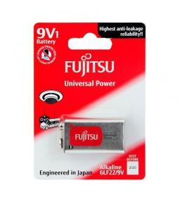 Батарейка Fujitsu крона (6LR61/6LF22)