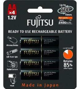 Аккумуляторы Fujitsu 2450mAh АА, BL4