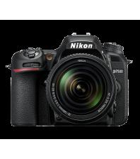 Nikon D7500 Kit 18-140mm VR черный