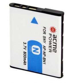 Аккумулятор Acme Power Sony BN-1