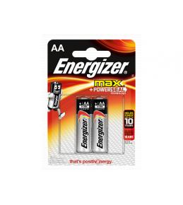 Батарейка Energizer Max LR6 AA