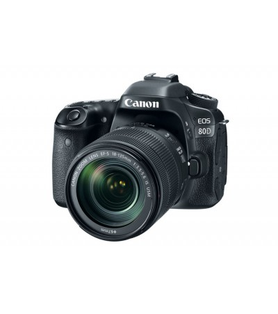 Canon EOS 80D Kit 18-135 IS STM