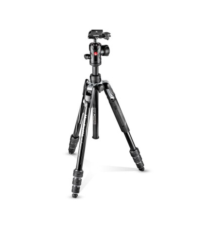 Штатив Manfrotto Befree Advanced Travel Twist MKBFRTA4BK-BH с головкой