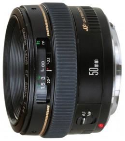 Объектив CanonEF 50mm f/1.4 USM