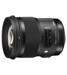 Объектив SigmaAF 50mm f/1.4 DG HSM Art Nikon F