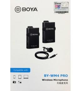 Микрофонная радиосистема BOYA BY-WM4 Pro
