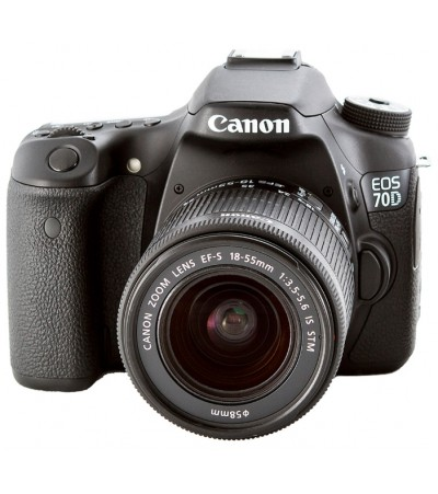 CanonEOS 70D Kit 18-55 IS STM