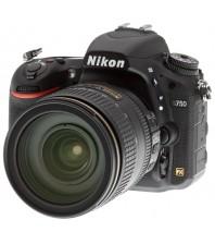 NikonD750 Kit 24-120 VR