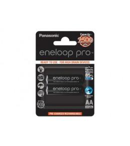 Аккумулятор Panasonic Eneloop Pro AA 2500 мАч(BL2)