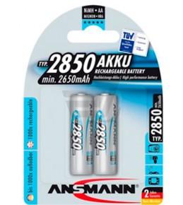 Аккумуляторы Ansmann 2850 mAh AA