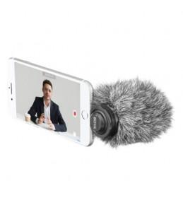 Микрофон кардиоидный BOYA BY-DM200 для устройств на iOS с Apple Lightning
