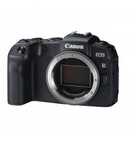 Canon EOS RP Body + EF-EOS R адаптер.