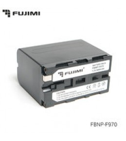 Аккумулятор Fujimi SONY FBNP-F970 6600mAh для LED света
