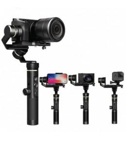 Электронный трехосевой стабилизатор  Feiyu Tech G6 Plus универсальный для телефона, Gopro, компактной камеры