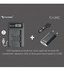 Зарядное устройство Fujimi для DMW-BLF19 (FJ-UNC-BLF19)