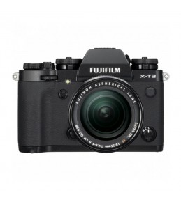 Fujifilm X-T3 Kit XF 18-55mm F2.8-4 R LM OIS Black