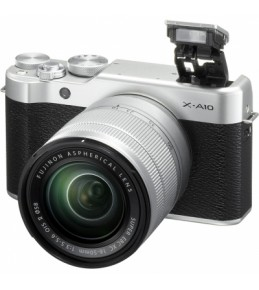 FujiFilm X-A10 Kit XC16-50mm F3.5-5.6 Silver