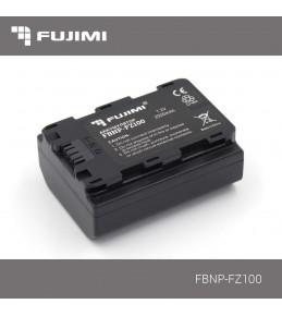 Аккумулятор Fujimi FBNP-FZ100 для Sony Alpha a9, Alpha a7R III, Alpha a7 III