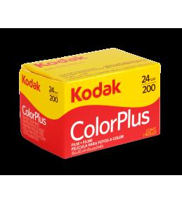 Фотоплёнка Kodak Color Plus 200/24