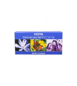 Светофильтр Hoya CLOSE UP SET II (+1+2+4) HMC 58mm НАБОР