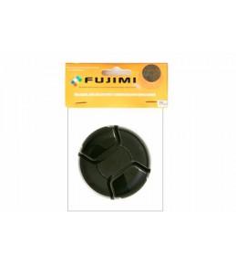 Крышка для объектива Fujimi с держателем