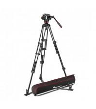 Штатив Manfrotto MVK504XTWINGA Видеокомплект голова + штатив TWINGA с двойными ногами