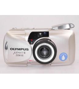 Плёночный фотоаппарат Olympus mju II ZOOM 80