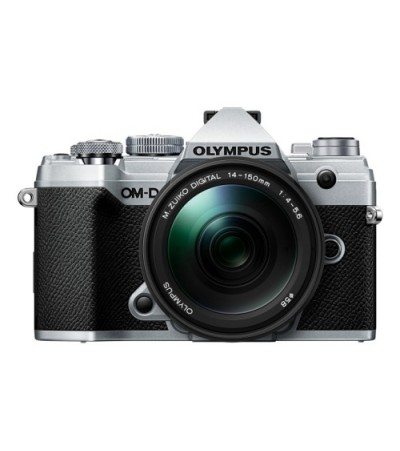 Olympus OM-D E-M5 mark III kit 14-150mm f/ 4-5.6 Silver