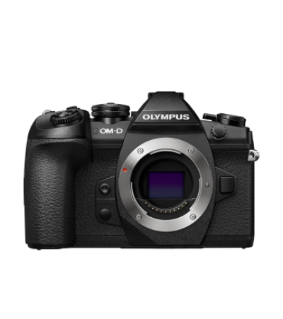 Olympus OM-D E-M1 Mark II Body черный