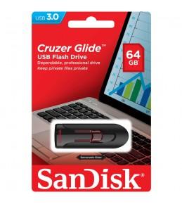 Флеш накопитель SanDisk Cruzer Glide Z600, 64GB USB 3.0