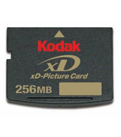Карта памяти XD-Picture Card 256 MB